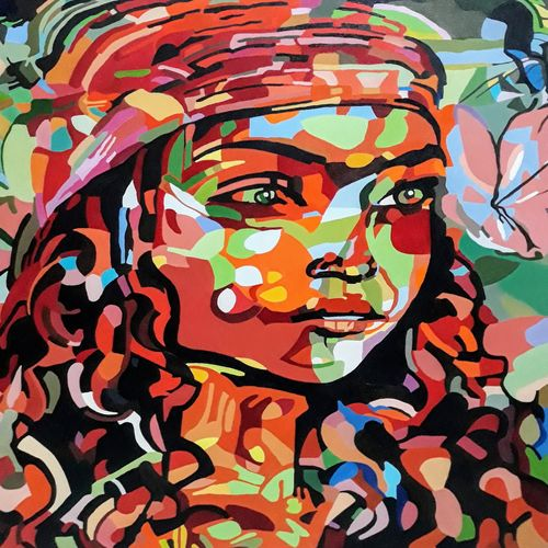 colours of life, 36 x 42 inch, samta bhatera,paintings,abstract paintings,figurative paintings,modern art paintings,portrait paintings,abstract expressionist paintings,art deco paintings,expressionist paintings,impressionist paintings,photorealism,portraiture,contemporary paintings,paintings for dining room,paintings for living room,paintings for bedroom,paintings for office,paintings for hotel,paintings for dining room,paintings for living room,paintings for bedroom,paintings for office,paintings for hotel,canvas,oil,36x42inch,GAL0754316977
