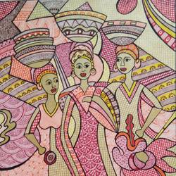 ladies, 11 x 15 inch, anushree  jain,paintings,figurative paintings,miniature painting.,paintings for dining room,paintings for living room,paintings for bedroom,paintings for office,paintings for kids room,paintings for hotel,paintings for kitchen,paintings for school,paintings for dining room,paintings for living room,paintings for bedroom,paintings for office,paintings for kids room,paintings for hotel,paintings for kitchen,paintings for school,handmade paper,pen color,11x15inch,GAL0765716992