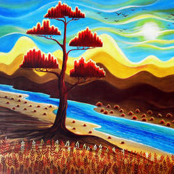 life, 40 x 36 inch, seby augustine,landscape paintings,conceptual paintings,nature paintings,abstract expressionist paintings,minimalist paintings,paintings for living room,paintings for hotel,paintings for school,paintings for hospital,paintings for living room,paintings for hotel,paintings for school,paintings for hospital,canvas,acrylic color,40x36inch,GAL015017161Nature,environment,Beauty,scenery,greenery,trees,water,beautiful,leaves,flowers,sun