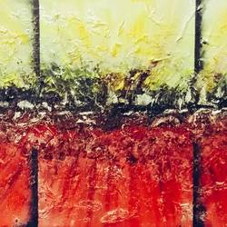 sparkling abstract painting, 20 x 30 inch, abhinav  jindal,abstract paintings,paintings for dining room,paintings for living room,paintings for bedroom,paintings for office,paintings for kids room,paintings for hotel,paintings for school,paintings for hospital,canvas,oil,20x30inch,GAL0802017352