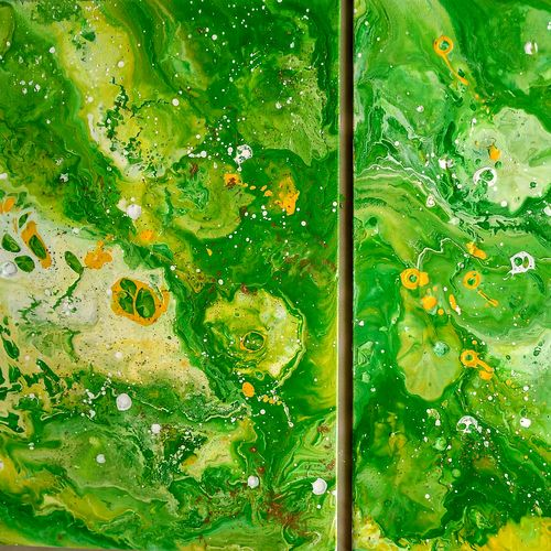 life force, 12 x 16 inch, smita biswas,paintings,abstract paintings,multi piece paintings,art deco paintings,contemporary paintings,paintings for dining room,paintings for living room,paintings for bedroom,paintings for office,paintings for bathroom,paintings for hotel,paintings for hospital,canvas,acrylic color,12x16inch,GAL0332117406