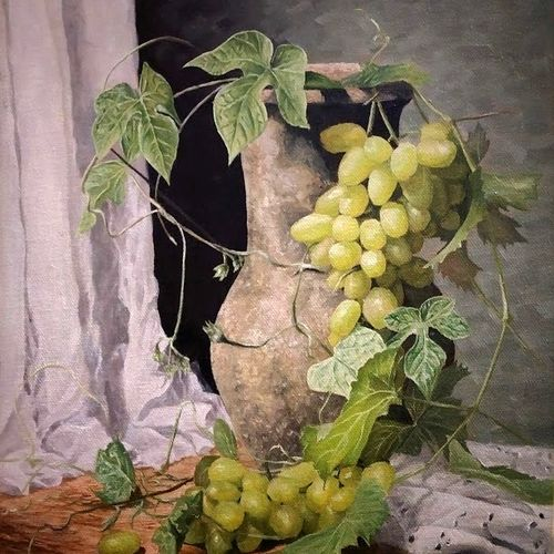 beauty of still life, 11 x 15 inch, chandrakesh  singh,paintings,figurative paintings,flower paintings,modern art paintings,still life paintings,nature paintings,art deco paintings,illustration paintings,realism paintings,realistic paintings,paintings for dining room,paintings for living room,paintings for bedroom,paintings for office,paintings for kids room,paintings for hotel,paintings for kitchen,paintings for school,paintings for hospital,paintings for dining room,paintings for living room,paintings for bedroom,paintings for office,paintings for kids room,paintings for hotel,paintings for kitchen,paintings for school,paintings for hospital,canvas,oil,11x15inch,GAL0705617425Nature,environment,Beauty,scenery,greenery