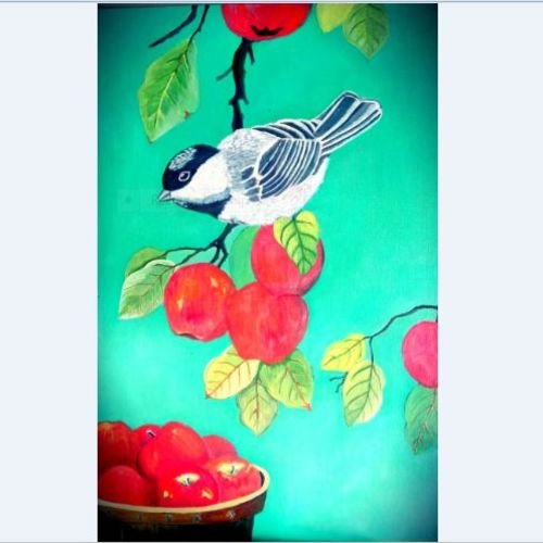 birds with fruits, 15 x 22 inch, jane d'souza,wildlife paintings,flower paintings,nature paintings,animal paintings,paintings for dining room,paintings for living room,paintings for bedroom,paintings for office,paintings for bathroom,paintings for kids room,paintings for hotel,paintings for kitchen,paintings for school,paintings for hospital,paintings for dining room,paintings for living room,paintings for bedroom,paintings for office,paintings for bathroom,paintings for kids room,paintings for hotel,paintings for kitchen,paintings for school,paintings for hospital,canvas board,acrylic color,fabric,oil,wood cut,15x22inch,GAL0776917533Nature,environment,Beauty,scenery,greenery