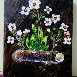 flower on the log, 10 x 12 inch, arpita ghosh,paintings,flower paintings,paintings for dining room,paintings for living room,paintings for bedroom,paintings for office,paintings for bathroom,paintings for kids room,paintings for hotel,paintings for kitchen,paintings for school,paintings for hospital,paintings for dining room,paintings for living room,paintings for bedroom,paintings for office,paintings for bathroom,paintings for kids room,paintings for hotel,paintings for kitchen,paintings for school,paintings for hospital,canvas,acrylic color,10x12inch,GAL0831517614