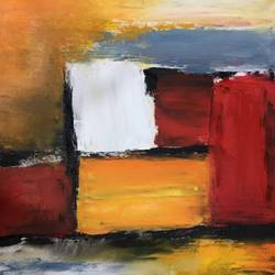 abstract, 15 x 15 inch, nisha agarwal,paintings,abstract paintings,conceptual paintings,paintings for dining room,paintings for living room,paintings for bedroom,paintings for hotel,paintings for kitchen,paintings for school,canvas,acrylic color,15x15inch,GAL0203717933