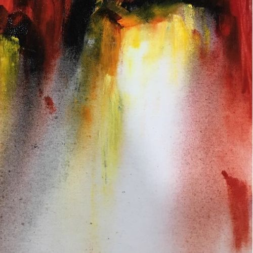 abstract, 15 x 15 inch, nisha agarwal,paintings,abstract paintings,conceptual paintings,paintings for dining room,paintings for living room,paintings for bedroom,paintings for office,paintings for bathroom,paintings for hotel,canvas,acrylic color,15x15inch,GAL0203717941
