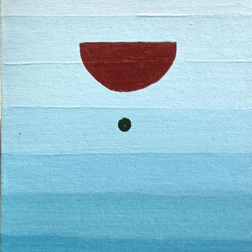 modern minimalist sun, star & sky 8x6in, 8 x 6 inch, vivek kishore,paintings,abstract paintings,figurative paintings,modern art paintings,conceptual paintings,nature paintings,abstract expressionist paintings,art deco paintings,expressionist paintings,illustration paintings,minimalist paintings,pop art paintings,surrealist paintings,contemporary paintings,baby paintings,children paintings,kids paintings,miniature painting.,paintings for living room,paintings for bedroom,paintings for office,paintings for bathroom,paintings for kids room,paintings for hotel,paintings for kitchen,paintings for school,paintings for hospital,canvas,acrylic color,oil,8x6inch,GAL0866618003Nature,environment,Beauty,scenery,greenery