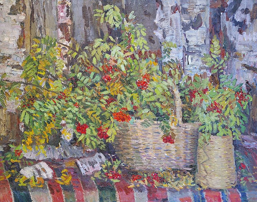 rowan, 27 x 34 inch, moesey li,still life paintings,paintings for dining room,paintings,canvas,oil paint,27x34inch,GAL07181801