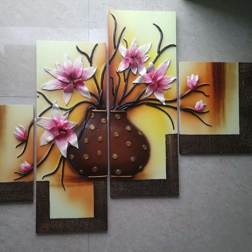 mural painting, 42 x 30 inch, siddhi munot,paintings,modern art paintings,paintings for dining room,paintings for living room,paintings for bedroom,paintings for office,paintings for kids room,paintings for hotel,paintings for kitchen,paintings for school,paintings for hospital,ply board,acrylic color,ceramic work,mixed media,42x30inch,GAL0393818127