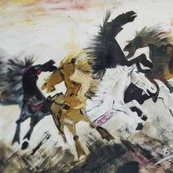 let's play, 36 x 24 inch, j.k  chhatwal,wildlife paintings,animal paintings,horse paintings,paintings for dining room,paintings for living room,paintings for bedroom,paintings for office,paintings for hotel,paintings for kitchen,paintings for school,paintings for hospital,paintings for dining room,paintings for living room,paintings for bedroom,paintings for office,paintings for hotel,paintings for kitchen,paintings for school,paintings for hospital,canvas,acrylic color,36x24inch,GAL0537818467