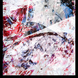 Mind abstract art print by Gallerist