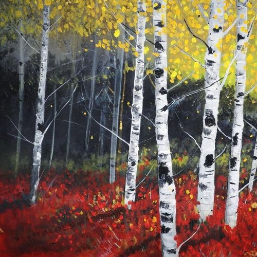 surreal forrest landscape, 40 x 30 inch, supriya sathe,paintings,abstract paintings,landscape paintings,modern art paintings,nature paintings,abstract expressionist paintings,surrealist paintings,paintings for dining room,paintings for living room,paintings for bedroom,paintings for office,paintings for bathroom,paintings for hotel,paintings for school,paintings for hospital,canvas,acrylic color,40x30inch,GAL0938519075Nature,environment,Beauty,scenery,greenery