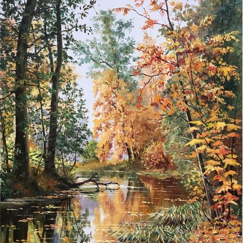 nature, 15 x 10 inch, shivalik sood,nature paintings,paintings for living room,paintings for living room,thick paper,acrylic color,15x10inch,GAL0956919305Nature,environment,Beauty,scenery,greenery