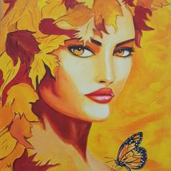 beautiful model, 12 x 16 inch, sandhya kumari,paintings,figurative paintings,flower paintings,portrait paintings,realistic paintings,paintings for dining room,paintings for living room,paintings for bedroom,paintings for office,paintings for bathroom,paintings for kids room,paintings for hotel,paintings for kitchen,paintings for school,paintings for hospital,canvas board,acrylic color,12x16inch,GAL0365919555