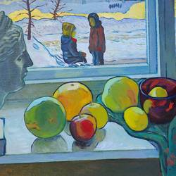 children's date, 25 x 20 inch, moesey li,realism paintings,paintings for living room,paintings,canvas,oil paint,25x20inch,GAL07181959