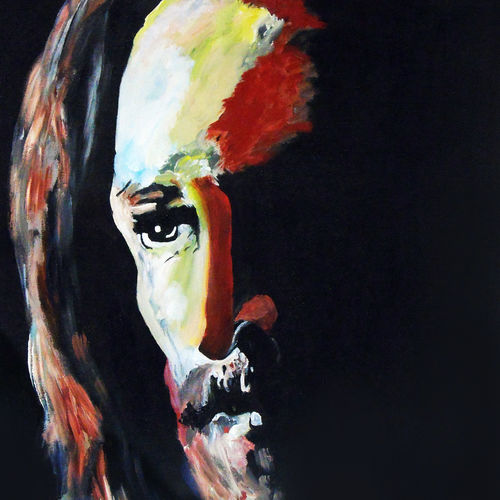 the real king jesus, 16 x 23 inch, rijoy  emmanuel,paintings,abstract paintings,figurative paintings,modern art paintings,conceptual paintings,religious paintings,portrait paintings,portraiture,paintings for dining room,paintings for living room,paintings for bedroom,paintings for office,paintings for kids room,paintings for hospital,canvas,acrylic color,16x23inch,GAL0643119639