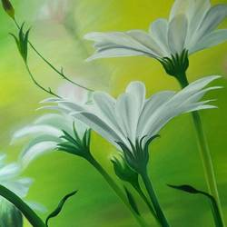 white blossoms, 30 x 30 inch, arshi khan,paintings,flower paintings,nature paintings,paintings for dining room,paintings for living room,paintings for bedroom,paintings for hotel,paintings for hospital,paintings for dining room,paintings for living room,paintings for bedroom,paintings for hotel,paintings for hospital,oil sheet,oil,30x30inch,GAL0989919803Nature,environment,Beauty,scenery,greenery