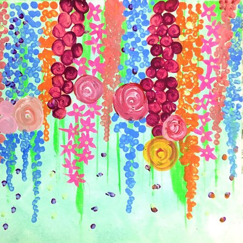 millennial spring i, 16 x 12 inch, vaishali sati,paintings,flower paintings,modern art paintings,nature paintings,pop art paintings,contemporary paintings,paintings for dining room,paintings for living room,paintings for bedroom,paintings for kids room,paintings for hotel,paintings for school,paintings for hospital,paintings for dining room,paintings for living room,paintings for bedroom,paintings for kids room,paintings for hotel,paintings for school,paintings for hospital,canvas,acrylic color,16x12inch,GAL0979019806Nature,environment,Beauty,scenery,greenery