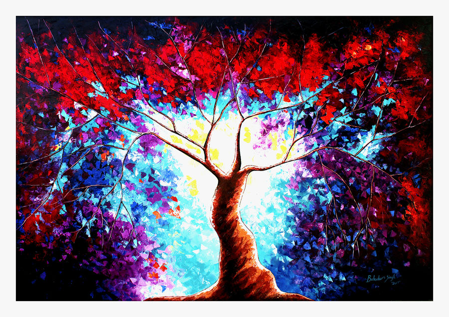 tree of life iv replica, 72 x 48 inch, bahadur singh,abstract paintings,modern art paintings,nature paintings,abstract expressionist paintings,art deco paintings,contemporary paintings,paintings for dining room,paintings for living room,paintings for bedroom,paintings for office,paintings for bathroom,paintings for kids room,paintings for hotel,paintings for kitchen,paintings for school,paintings for hospital,paintings for dining room,paintings for living room,paintings for bedroom,paintings for office,paintings for bathroom,paintings for kids room,paintings for hotel,paintings for kitchen,paintings for school,paintings for hospital,canvas,oil,72x48inch,GAL0635119826Nature,environment,Beauty,scenery,greenery,tree,red,stem