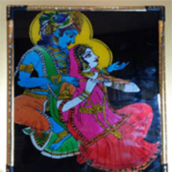 radha krishna, 12 x 17 inch, dipesh pednekar,paintings,radha krishna paintings,paintings for living room,paintings for living room,acrylic glass,glass,12x17inch,GAL0995219873,radhakrishna,love,pece,lordkrishna,,lordradha,peace,flute,music,radha,krishna,devotion,couple
