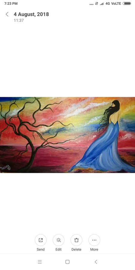 the storm, 36 x 24 inch, tarang mishra,paintings,abstract expressionist paintings,paintings for dining room,paintings for living room,paintings for bedroom,paintings for office,paintings for hotel,canvas,oil,36x24inch,GAL0839519971
