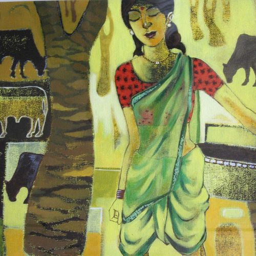 woman in the wood, 19 x 12 inch, sunil chawdiker,paintings,figurative paintings,landscape paintings,nature paintings,animal paintings,paintings for dining room,paintings for living room,paintings for bedroom,paintings for office,paintings for bathroom,paintings for kids room,paintings for hotel,paintings for kitchen,paintings for school,paintings for hospital,paintings for dining room,paintings for living room,paintings for bedroom,paintings for office,paintings for bathroom,paintings for kids room,paintings for hotel,paintings for kitchen,paintings for school,paintings for hospital,canvas,acrylic color,19x12inch,GAL0987320035Nature,environment,Beauty,scenery,greenery