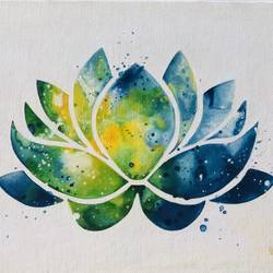 symmetrical life, 12 x 9 inch, priyancka jaiin,paintings,flower paintings,paintings for living room,paintings for bedroom,paintings for kids room,paintings for hospital,paintings for living room,paintings for bedroom,paintings for kids room,paintings for hospital,canvas,oil,12x9inch,GAL01012920082