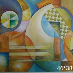 circles, 46 x 38 inch, anita hasurkar,paintings,abstract paintings,conceptual paintings,contemporary paintings,paintings for dining room,paintings for living room,paintings for bedroom,paintings for office,paintings for hotel,paintings for school,paintings for hospital,paintings for dining room,paintings for living room,paintings for bedroom,paintings for office,paintings for hotel,paintings for school,paintings for hospital,canvas,acrylic color,46x38inch,GAL01016120435