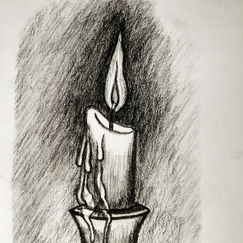 burning candle, 8 x 12 inch, mohd aamir siddiquie,drawings,paintings for dining room,paintings for living room,paintings for bedroom,paintings for office,paintings for bathroom,paintings for kids room,paintings for hotel,paintings for kitchen,paintings for school,paintings for hospital,conceptual drawings,fine art drawings,illustration drawings,paintings for dining room,paintings for living room,paintings for bedroom,paintings for office,paintings for bathroom,paintings for kids room,paintings for hotel,paintings for kitchen,paintings for school,paintings for hospital,paper,charcoal,8x12inch,GAL0130020437
