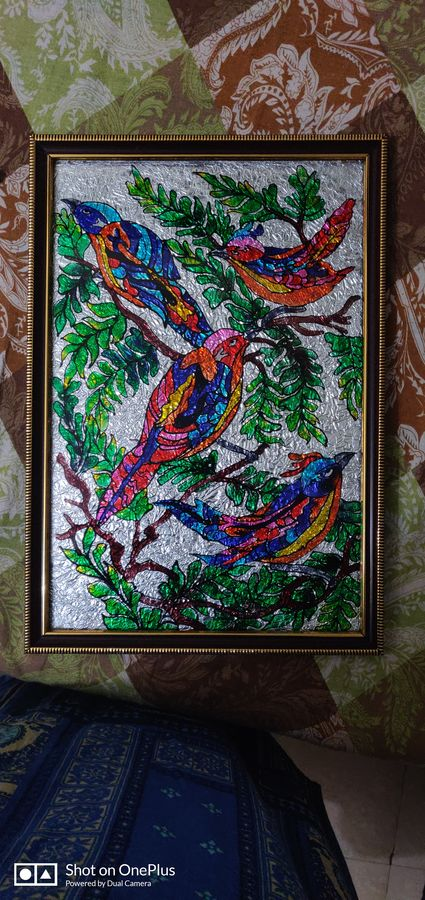 beautiful birds, 10 x 15 inch, pranati bhadra,paintings,animal paintings,paintings for dining room,paintings for living room,paintings for bedroom,paintings for office,paintings for kids room,paintings for hotel,paintings for school,paintings for dining room,paintings for living room,paintings for bedroom,paintings for office,paintings for kids room,paintings for hotel,paintings for school,acrylic glass,glass,10x15inch,GAL01039620466