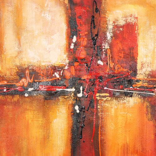 colors flow 2, 36 x 24 inch, achal  art studio,paintings,abstract paintings,paintings for living room,canvas,acrylic color,36x24inch,GAL0991220857