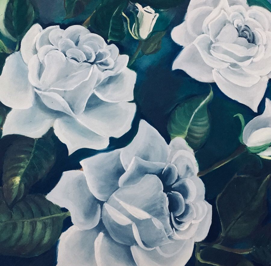 white roses, 20 x 20 inch, priti bara,paintings,wildlife paintings,flower paintings,nature paintings,realistic paintings,love paintings,paintings for dining room,paintings for living room,paintings for bedroom,paintings for office,paintings for kids room,paintings for hotel,paintings for kitchen,paintings for school,paintings for hospital,ply board,oil,20x20inch,GAL01081220935heart,family,caring,happiness,forever,happy,trust,passion,romance,sweet,kiss,love,hugs,warm,fun,kisses,joy,friendship,marriage,chocolate,husband,wife,forever,caring,couple,sweetheartNature,environment,Beauty,scenery,greenery
