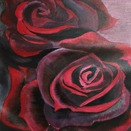 red roses, 20 x 30 inch, priti bara,paintings,flower paintings,nature paintings,paintings for dining room,paintings for living room,paintings for bedroom,paintings for office,paintings for bathroom,paintings for kids room,paintings for hotel,paintings for kitchen,paintings for school,paintings for hospital,fabriano sheet,acrylic color,20x30inch,GAL01081220937Nature,environment,Beauty,scenery,greenery