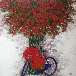 happiness, 30 x 30 inch, shilpi singh patel,paintings,flower paintings,landscape paintings,nature paintings,impressionist paintings,contemporary paintings,love paintings,paintings for dining room,paintings for living room,paintings for bedroom,paintings for office,paintings for hotel,paintings for hospital,canvas,oil,30x30inch,GAL045520992heart,family,caring,happiness,forever,happy,trust,passion,romance,sweet,kiss,love,hugs,warm,fun,kisses,joy,friendship,marriage,chocolate,husband,wife,forever,caring,couple,sweetheartNature,environment,Beauty,scenery,greenery