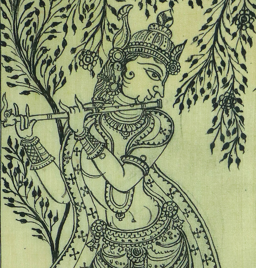 silk based krishna painting with framing , 15 x 9 inch, adi creative solution,religious paintings,radha krishna paintings,love paintings,paintings for dining room,paintings for living room,paintings for bedroom,paintings for office,paintings for bathroom,paintings for kids room,paintings for hotel,paintings for kitchen,paintings for school,paintings for hospital,drawings,abstract drawings,folk drawings,radha krishna drawings,silk,fabric,natural color,15x9inch,GAL01096421049,radha,krishna,love,flute,music,peace,lordradha