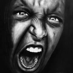 the pain-the story of child, 24 x 30 inch, amyhearts artist,paintings,figurative paintings,realistic paintings,children paintings,canvas,charcoal,24x30inch,GAL0993421113