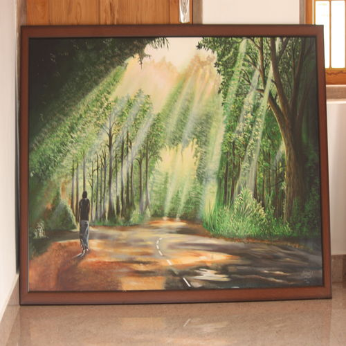 scenery, 60 x 34 inch, prajeesh  k,paintings,abstract paintings,paintings for dining room,paintings for living room,paintings for bedroom,paintings for office,paintings for kids room,paintings for hotel,paintings for school,paintings for hospital,paintings for dining room,paintings for living room,paintings for bedroom,paintings for office,paintings for kids room,paintings for hotel,paintings for school,paintings for hospital,canvas,acrylic color,60x34inch,GAL01115221271