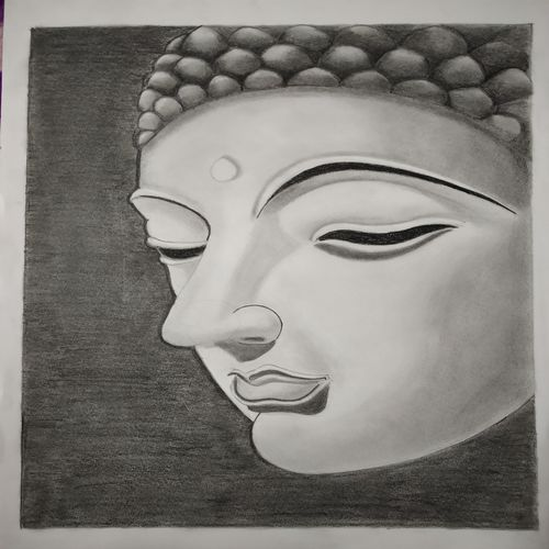 budha, 12 x 16 inch, budi sadhana,drawings,paintings for dining room,paintings for living room,paintings for bedroom,paintings for office,paintings for kids room,paintings for hotel,paintings for kitchen,paintings for school,paintings for hospital,buddha drawings,paintings for dining room,paintings for living room,paintings for bedroom,paintings for office,paintings for kids room,paintings for hotel,paintings for kitchen,paintings for school,paintings for hospital,drawing paper,charcoal,12x16inch,GAL0555121274