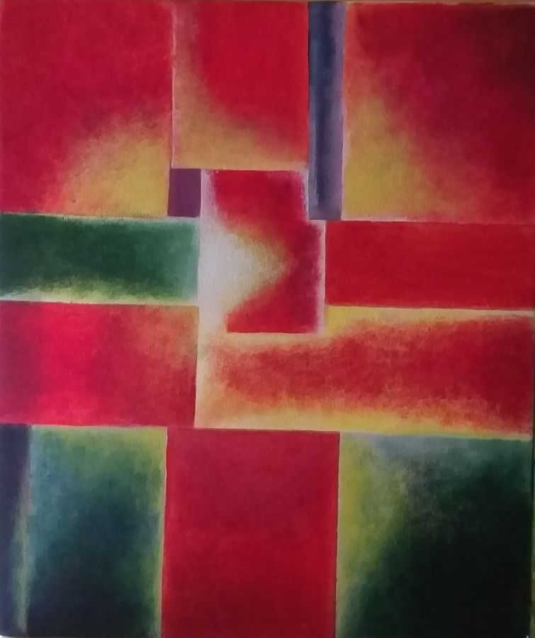 meaning less, 12 x 8 inch, bablu pramanik,paintings,nature paintings,canvas board,acrylic color,12x8inch,GAL0773821326Nature,environment,Beauty,scenery,greenery