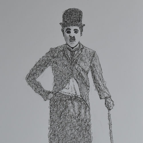 charlie chaplin, 16 x 12 inch, saurabh jathar,drawings,paintings for dining room,paintings for living room,paintings for bedroom,paintings for office,paintings for kids room,paintings for hotel,paintings for school,paintings for hospital,expressionist drawings,figurative drawings,fine art drawings,photorealism drawings,portrait drawings,realism drawings,paintings for dining room,paintings for living room,paintings for bedroom,paintings for office,paintings for kids room,paintings for hotel,paintings for school,paintings for hospital,thick paper,ink color,graphite pencil,16x12inch,GAL0396421393
