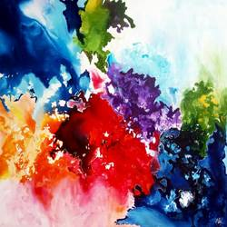 abstract0020, 40 x 30 inch, aly finearts,paintings,abstract paintings,canvas,acrylic color,40x30inch,GAL0713921526