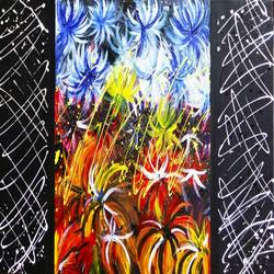 abstract0023, 30 x 20 inch, aly finearts,paintings,abstract paintings,canvas,acrylic color,30x20inch,GAL0713921529