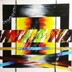 abstract0026, 36 x 24 inch, aly finearts,paintings,abstract paintings,canvas,acrylic color,36x24inch,GAL0713921577