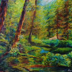 forest, 20 x 24 inch, arpita biswas dasgupta,landscape paintings,nature paintings,paintings for dining room,paintings for living room,paintings for bedroom,paintings for office,paintings for kids room,paintings for hotel,paintings for school,paintings for hospital,paintings for dining room,paintings for living room,paintings for bedroom,paintings for office,paintings for kids room,paintings for hotel,paintings for school,paintings for hospital,thick paper,pastel color,20x24inch,GAL01013621595Nature,environment,Beauty,scenery,greenery