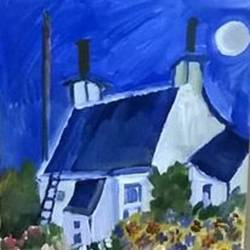 dream home , 12 x 16 inch, miss ratul banerjee,paintings,flower paintings,cityscape paintings,landscape paintings,modern art paintings,nature paintings,paintings for dining room,paintings for living room,paintings for bedroom,paintings for office,paintings for kids room,paintings for hotel,canvas,acrylic color,12x16inch,GAL0356421762Nature,environment,Beauty,scenery,greenery