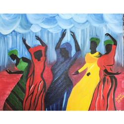 rain dance, 20 x 16 inch, subir jha,20x16inch,canvas,paintings,abstract paintings,paintings for dining room,paintings for living room,paintings for office,paintings for hotel,paintings for school,paintings for hospital,paintings for dining room,paintings for living room,paintings for office,paintings for hotel,paintings for school,paintings for hospital,oil,GAL01191622066