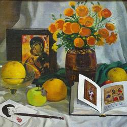still life with a book, 24 x 19 inch, moesey li,still life paintings,paintings for living room,paintings,canvas,oil paint,24x19inch,GAL07182220