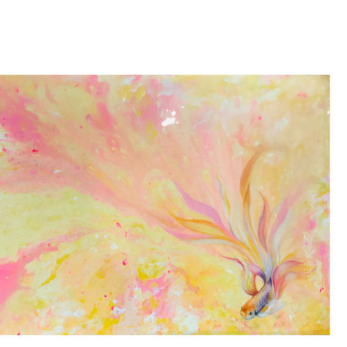 exploring or influencing, 24 x 36 inch, jyotika vijay,24x36inch,canvas,paintings,abstract paintings,nature paintings,expressionist paintings,impressionist paintings,minimalist paintings,animal paintings,contemporary paintings,realistic paintings,paintings for dining room,paintings for living room,paintings for office,paintings for bathroom,paintings for hotel,paintings for hospital,acrylic color,GAL01204722227Nature,environment,Beauty,scenery,greenery