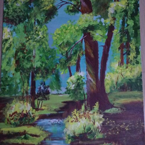 go green and feel fresh, 18 x 24 inch, jasmeen shekh,18x24inch,canvas,paintings,wildlife paintings,landscape paintings,nature paintings,paintings for dining room,paintings for living room,paintings for bedroom,paintings for office,paintings for bathroom,paintings for kids room,paintings for hotel,paintings for kitchen,paintings for school,paintings for dining room,paintings for living room,paintings for bedroom,paintings for office,paintings for bathroom,paintings for kids room,paintings for hotel,paintings for kitchen,paintings for school,acrylic color,GAL095322232Nature,environment,Beauty,scenery,greenery
