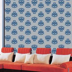 Wall Stencil: Fabulous Design Wall Stencil for Home Decor  , 1 Stencil (Size 12x12 inches) | Reusable | DIY,GAL0122242,GAL0122242